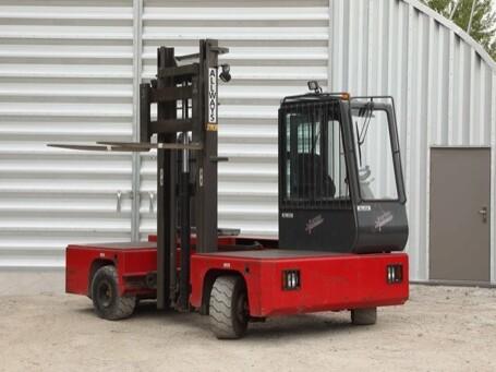 Sideloader Trucks